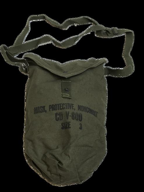 1945 Vintage CD-V-800 Gas Mask Bag