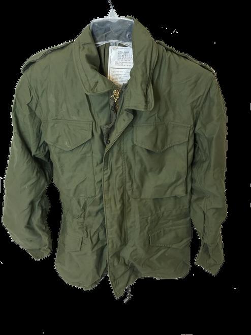 Vintage Original M65 Field Jacket X-Small Regular