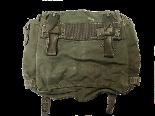 Vintage Military German Bread Bag
