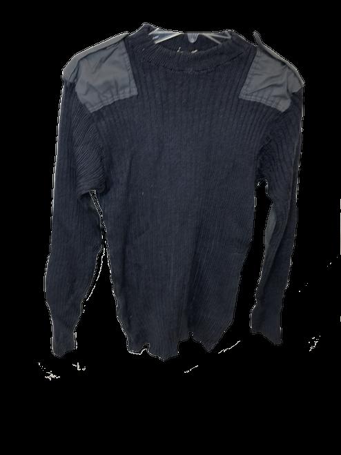 Used British Military Police Sweater
