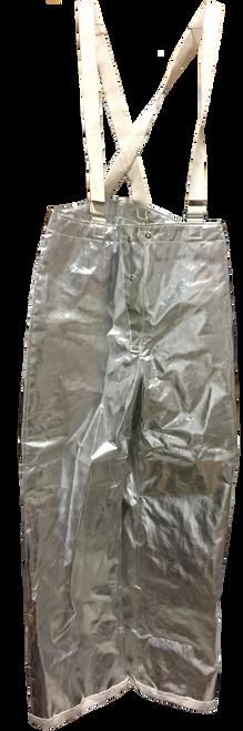 Firemen's Trouser Aluminized Proximity Medium Long