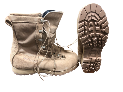 Light Weight Desert Infantry Combat  Boot Size 2.5XXW