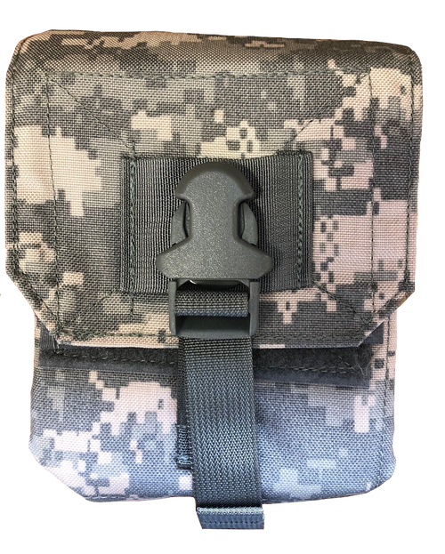 Military Issue Initial Attack M60 Ammo Pouch  ACU
