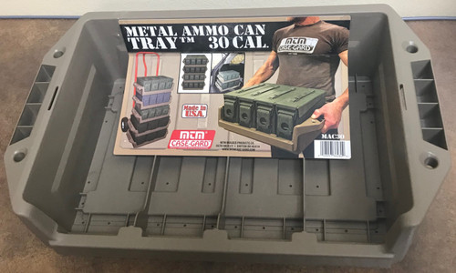 30 Cal Metal Ammo Can Tray