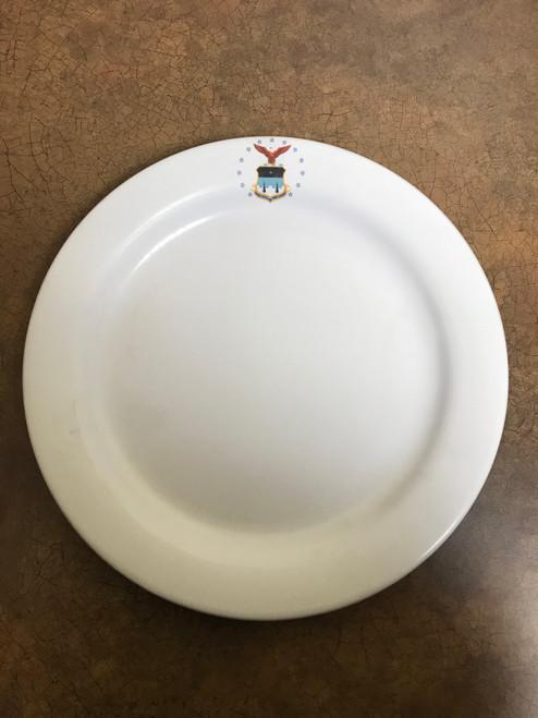 Unbreakable Air Force Melmac Plate