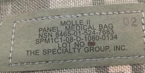 Medical Bag Panel ACU Digital