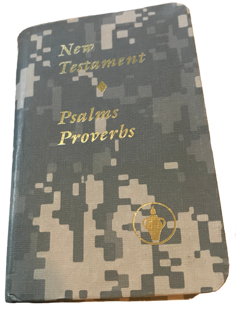 Pocket New Testament Psalms and Proverbs