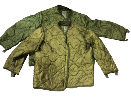Used Good Condition Field Jacket Liner