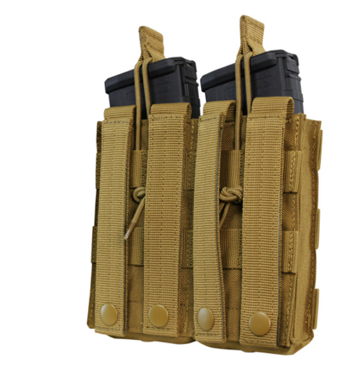 Condor Outdoor Double M4/M16 Open Top Mag Pouch