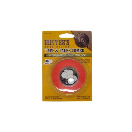 Hunter Specialties Trailmaker Tape and Trail Tacks Combo