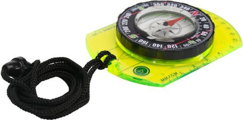 UST Survival Hi-Vis Map Compass