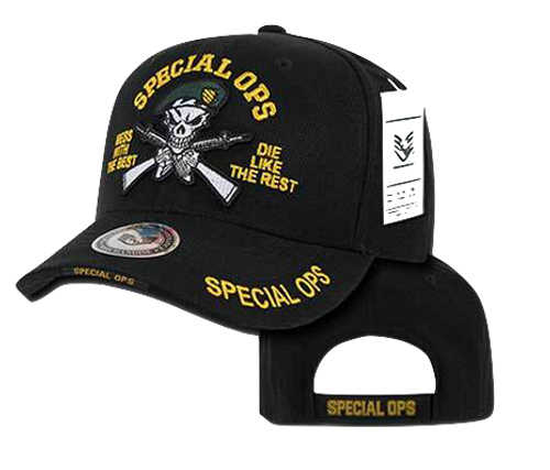 Rapid Dominance Green Beret Special Forces Hat