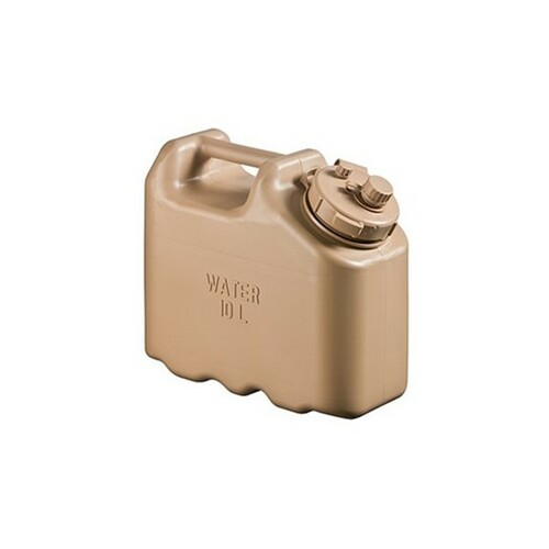 SCEPTER MILITARY WATER CAN 10L SAND