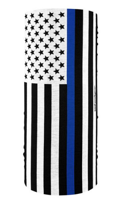 MOTLEY TUBE® POLYESTER THIN BLUE LINE
