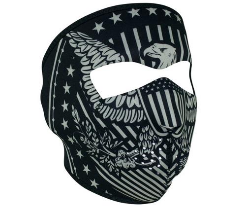 Full Mask Neoprene Vintage Eagle