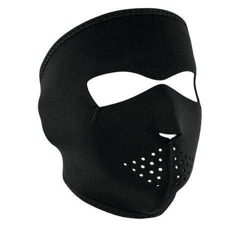 Full Mask Neoprene Black