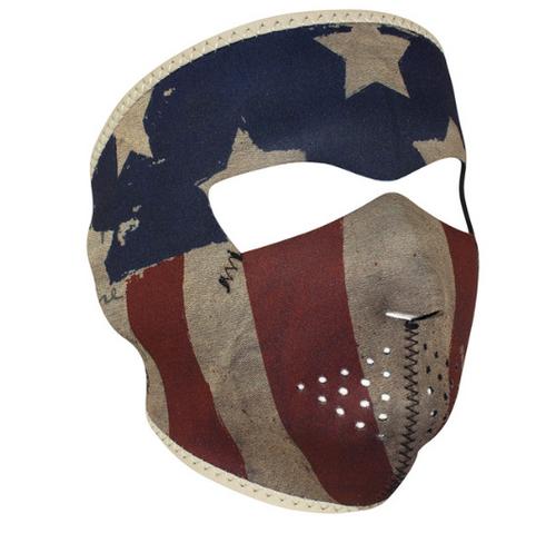 Full Mask Neoprene Patriot