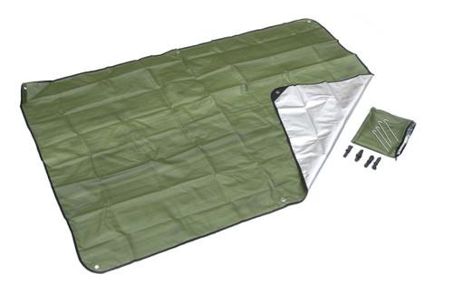 Sona Enterprises Double Sides Thermal Blanket Set