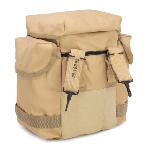 French ARF-A  Desert Gas Mask with  Bag & Filter