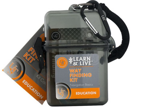 UST Learn and Live Way Finding Kit