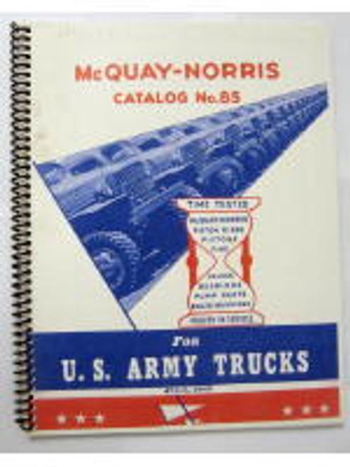 MC Quay-Norris Parts Catalog