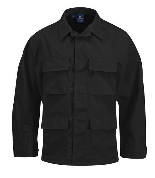Propper® BDU Coat - 60/40 Twill Black