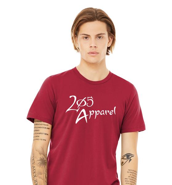 205 Apparel Logo