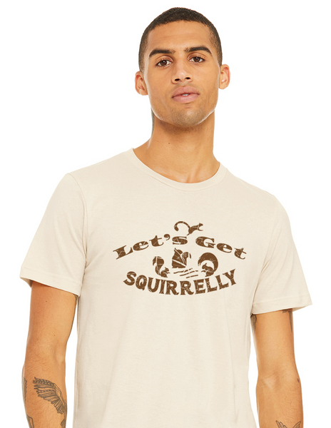 Let's Get Squirrelly