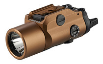 STREAMLIGHT TLR-VIR II Visible LED/IR Illuminator Rail Mounted Weapon Light with Laser (69191)