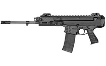 CZ BREN 2 556NATO 14in Barrel 30rd Mag Aluminum Frame Polymer Grips Manual Safety Iron Sights Full Size Semi-Automatic Pistol (91452)