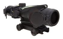 TRIJICON ACOG 4x32 Dual Illuminated Green Chevron ARMY Rifle Combat Optic Riflescope for the M150 with TA51 Mount (TA31RCO-M150CP-G)