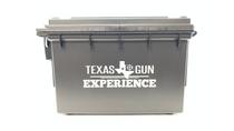Texas Gun Experience Ammo Can and Field Box (72812629)