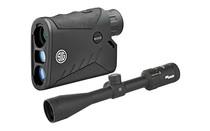 SIG SAUER Whiskey3 3-9x40mm Rifle Scope and KILO1000 Laser Rangefinder Value Pack (SOW33204HVP)