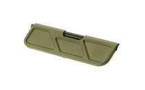 TIMBER CREEK OUTDOORS AR-15 OD Green Billet Aluminum Dust Cover (AR-BDC-OD)