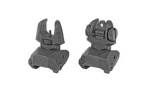 MEPROLIGHT FUBS Tritium Front and Rear Back Up Sights (404100)