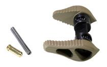 TIMBER CREEK OUTDOORS AR-15 FDE Ambidextrous Safety Selector (AMBI SS FDE)