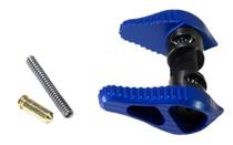 TIMBER CREEK OUTDOORS AR-15 Blue Ambidextrous Safety Selector (AMBI SS B)