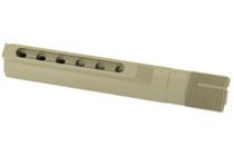 TIMBER CREEK OUTDOORS AR15 FDE Mil-Spec Buffer Tube