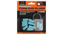 WALKERS 33db Teal 5 Pair Pack of Foam Ear Plugs (GWPFP5PKTL)