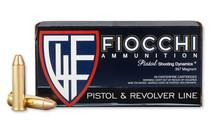 FIOCCHI Shooting Dynamics 357MAG 142Gr 50Rd Box of Truncated-Cone Full Metal Jacket Ammunition (357F)