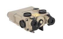 STEINER DBAL-A3 5MW 532-835NM Wavelength Desert Sand Finish Green Laser Sight (9009)
