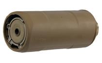 "MAGPUL Medium Coyote Tan Suppressor Cover Fits Most Round Suppressors 5.5""x1.5"" (MAG781-MCT)"