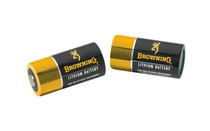 BROWNING CR123A Lithium Batteries 2-Pack (3742000)