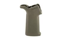 MAGPUL MOE Slim Line TSP Textured OD Green Pistol Grip Fits AR-15 (MAG539-ODG)