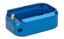 TARAN TACTICAL INNOVATION Glock 17/22 +3/+4 Blue Base Pad (GBP940-002)