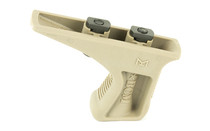 BRAVO COMPANY M-LOK Compatible Kineshetic Angled FDE Grip (BCM-KAG-MCMR-FDE)