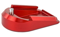 TARAN TACTICAL INNOVATION Sig Sauer P320 Firepower +2 Red Base Pad (P320-003)