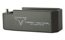 TARAN TACTICAL INNOVATION AR15 PMAG +5 Titanium Gray Base Pad (PMBP-05)