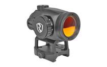 RITON X3 TACTIX 1x25mm 2MOA Lower 1/3 QD Mount Red Dot Sight (3TARD)