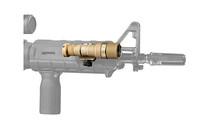 SUREFIRE M300C Scout Light Shotgun/Submachine Gun 500 Lumens White LED Tan Anodized Aluminum Gun Light (M300CZ68TN)